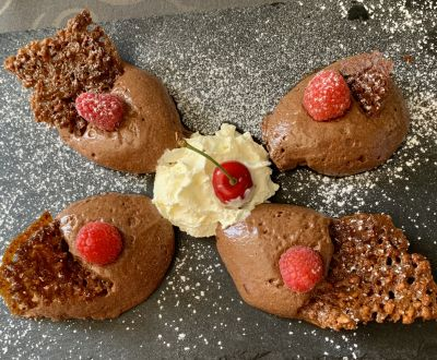 Mouse au chocolat